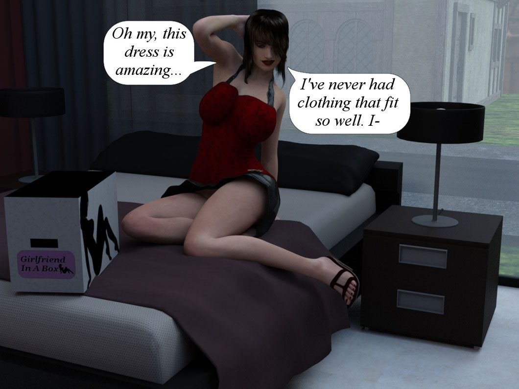 [Adiabatic Combustion] Girlfriend in a Box - part 4