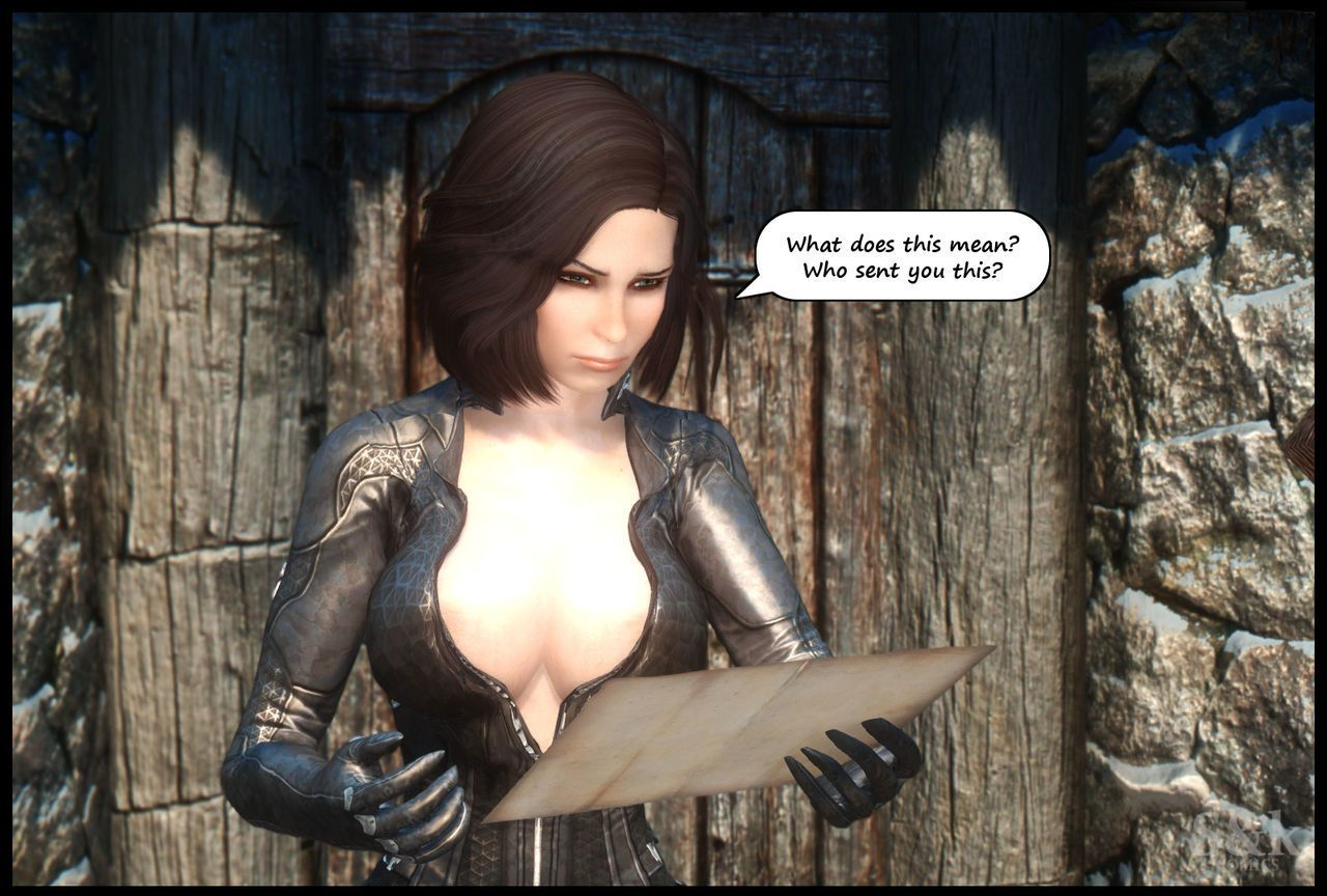 Khajitwoman Chapter 3 - SKcomics