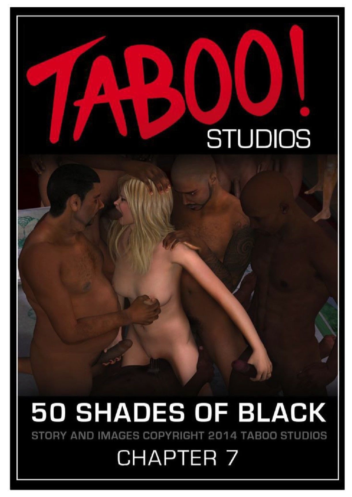 50 Shades of Black Chapter 7