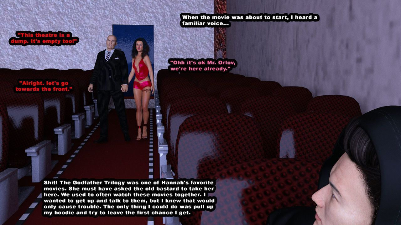 [3Diddly] Hannah\'s Corruption Chapter 5