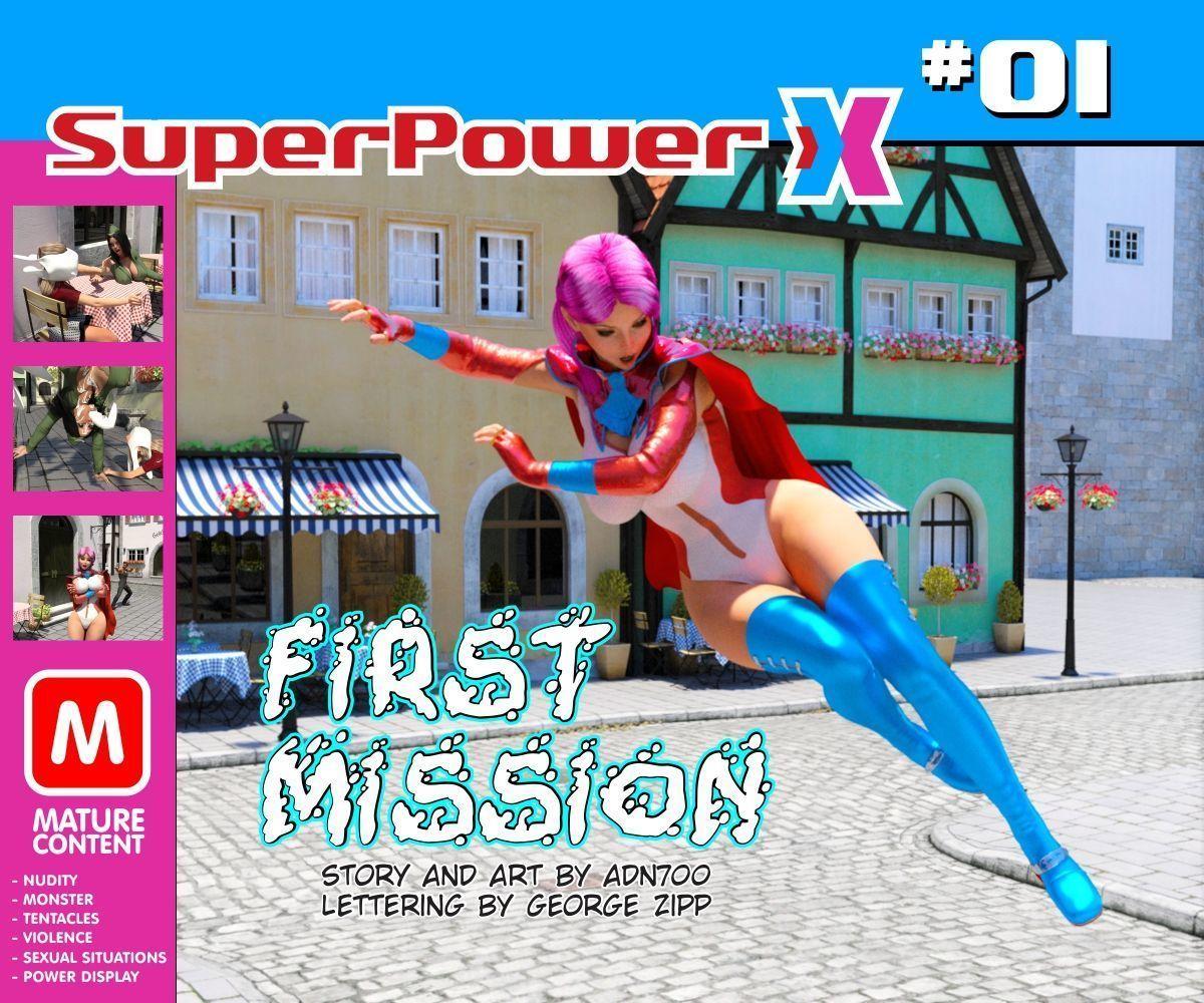 [ADN700] - SuperPower X Ep 0-1