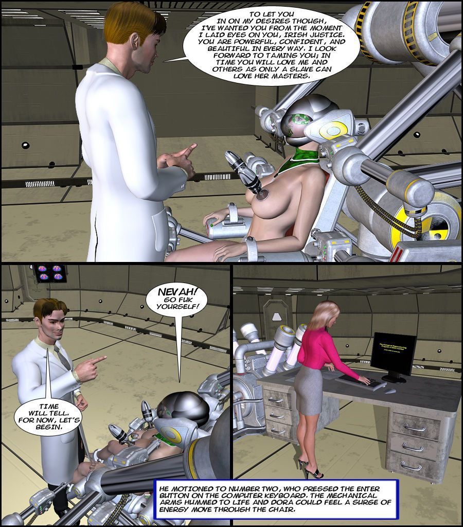 American Amazon Universe - For the Benefit of Society 1-11 - part 6