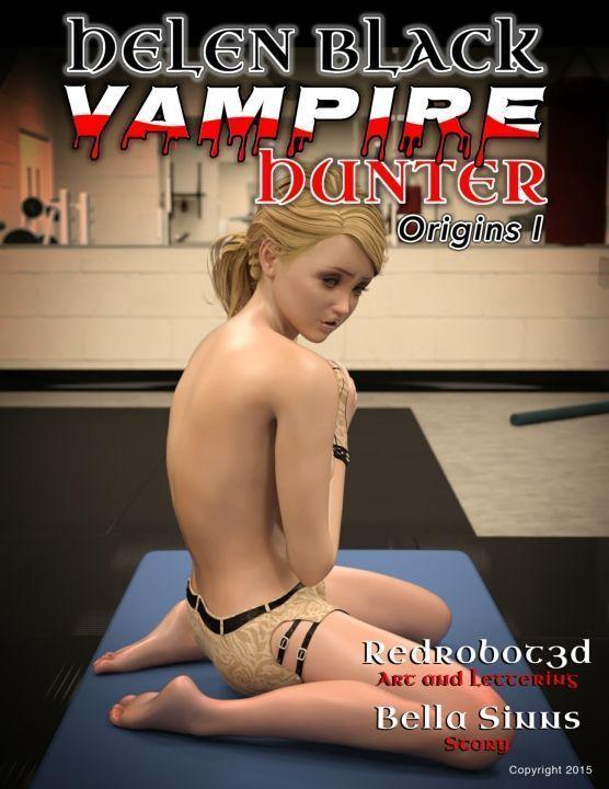 [Redrobot3D] - Helen Black Vampire Hunter