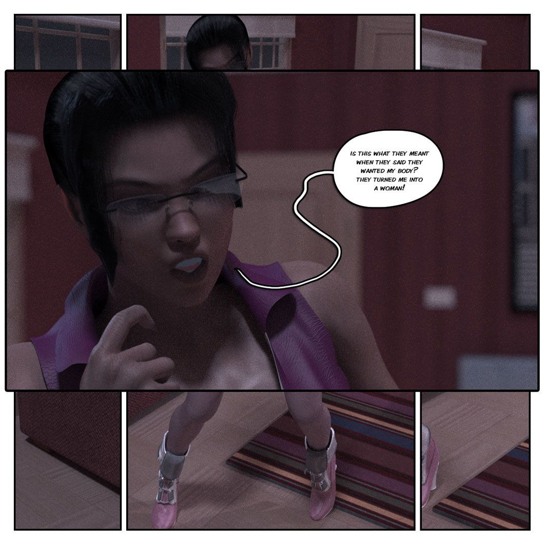 One Eerie Treat by Infinity Sign - part 4