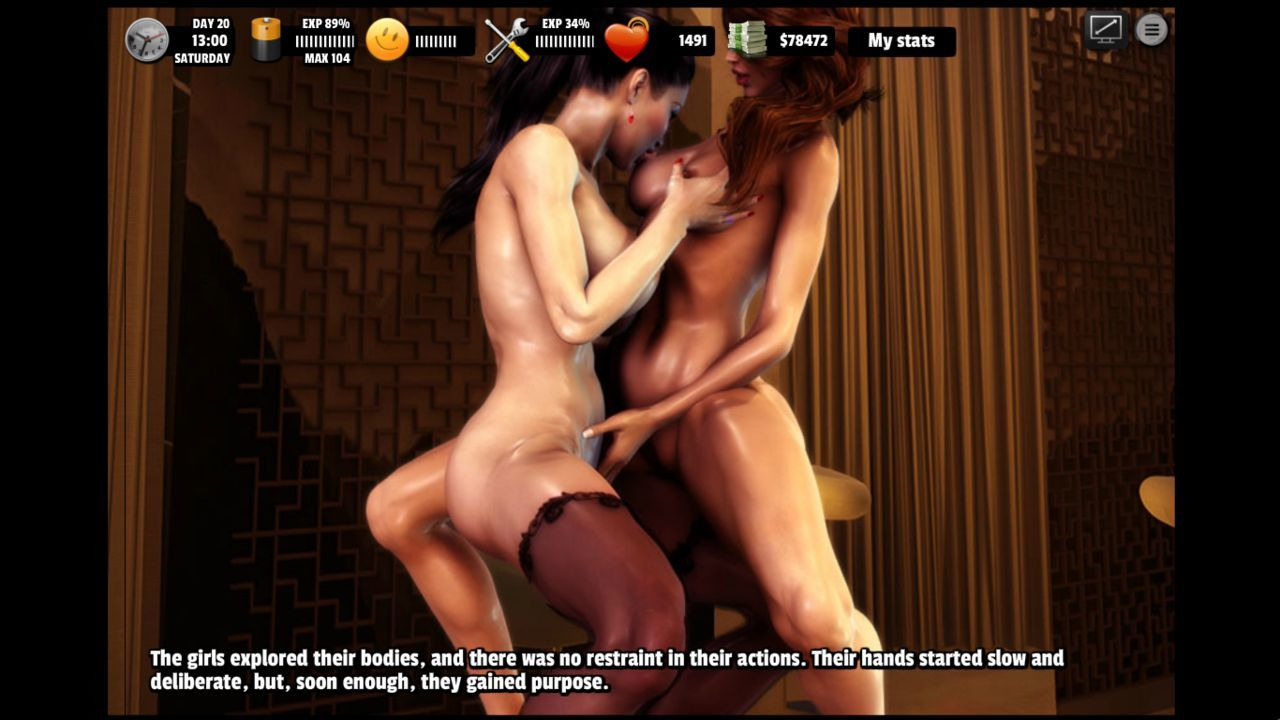[Lesson of Passion Gold - Lop gold] Living with Serena FF: Threesomes