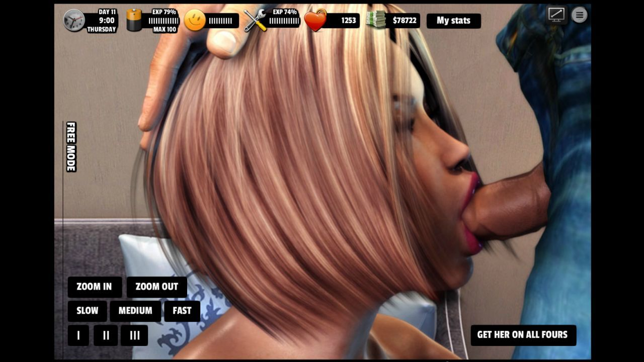 [Lesson of Passion Gold - Lop gold] Living with Serena: Forbidden Fruit - Nicole - part 3