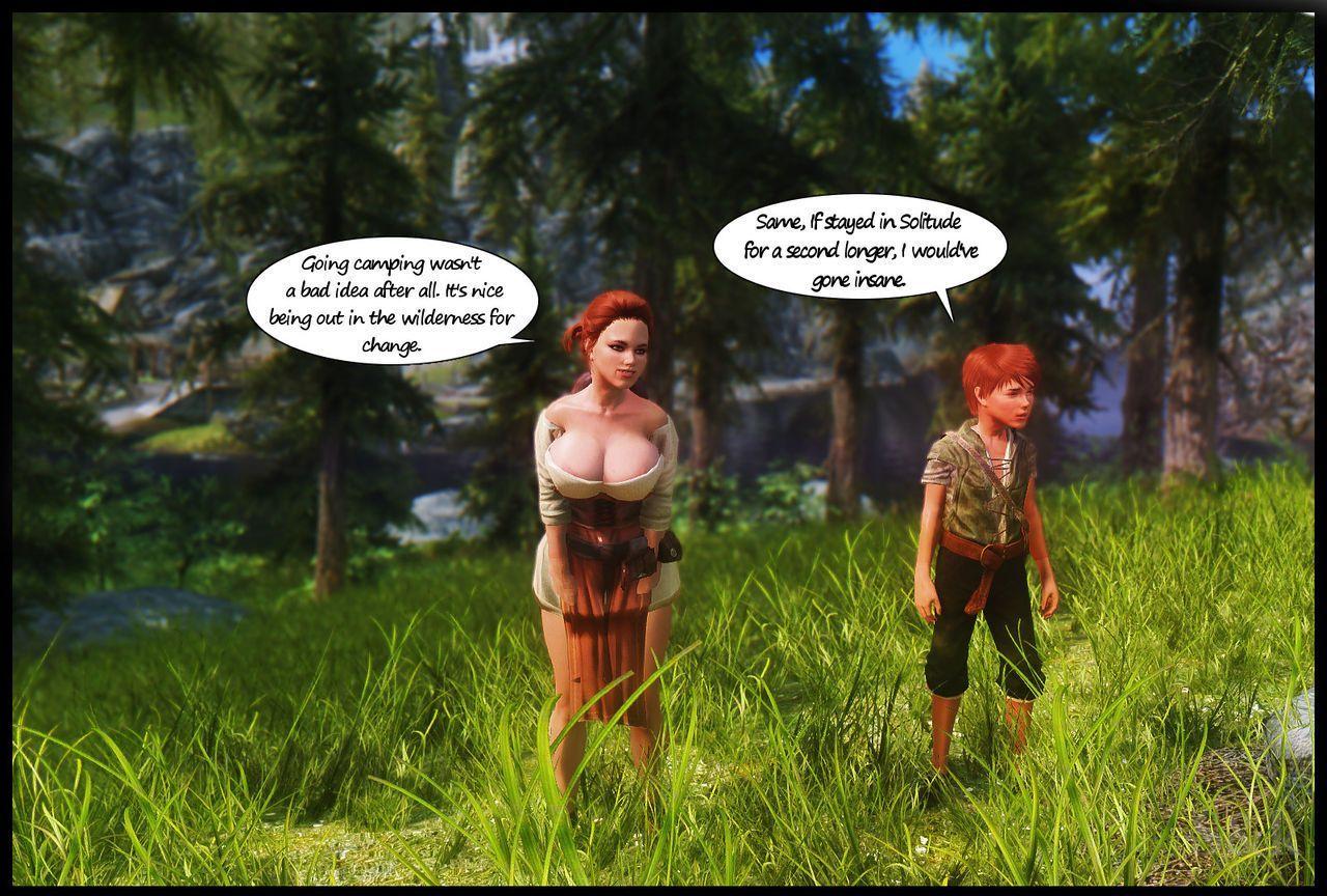 A Mother\'s Oath - Beggars can be choosers - SKcomics
