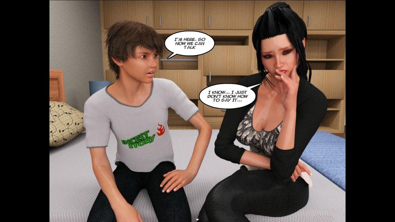 [ICSTOR] Incest story - Mom - part 5