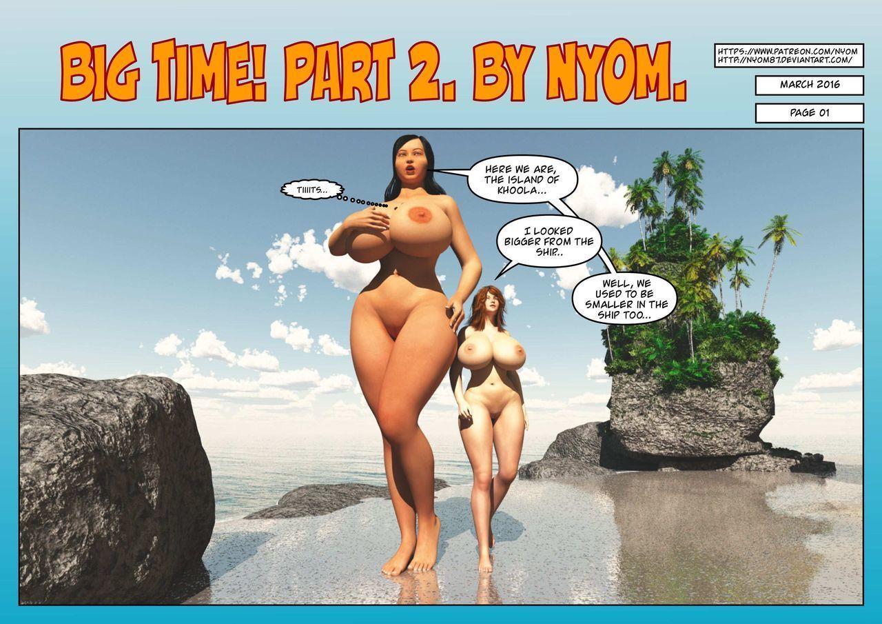 Nyom - Big Time ch.2