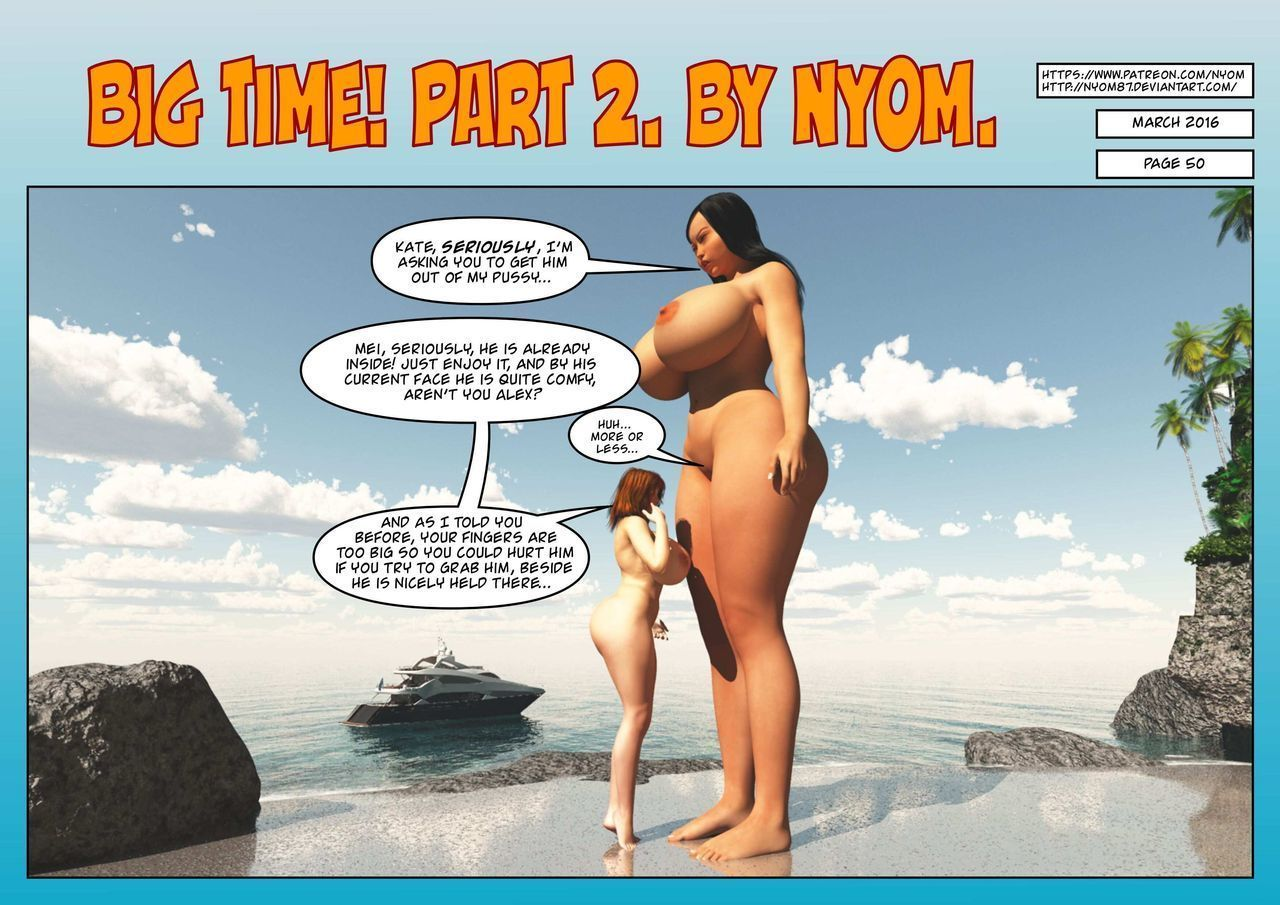 Nyom - Big Time ch.2 - part 3