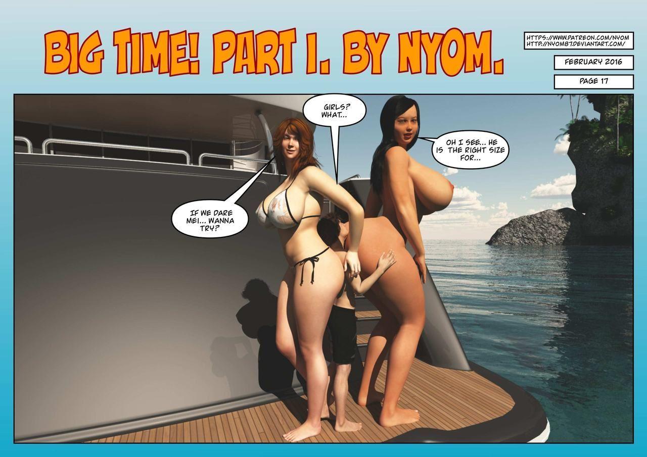 Nyom - Big Time ch.1