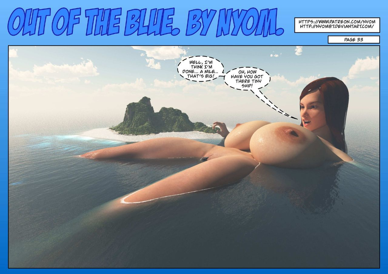 Nyom - Out of The Blue - part 2