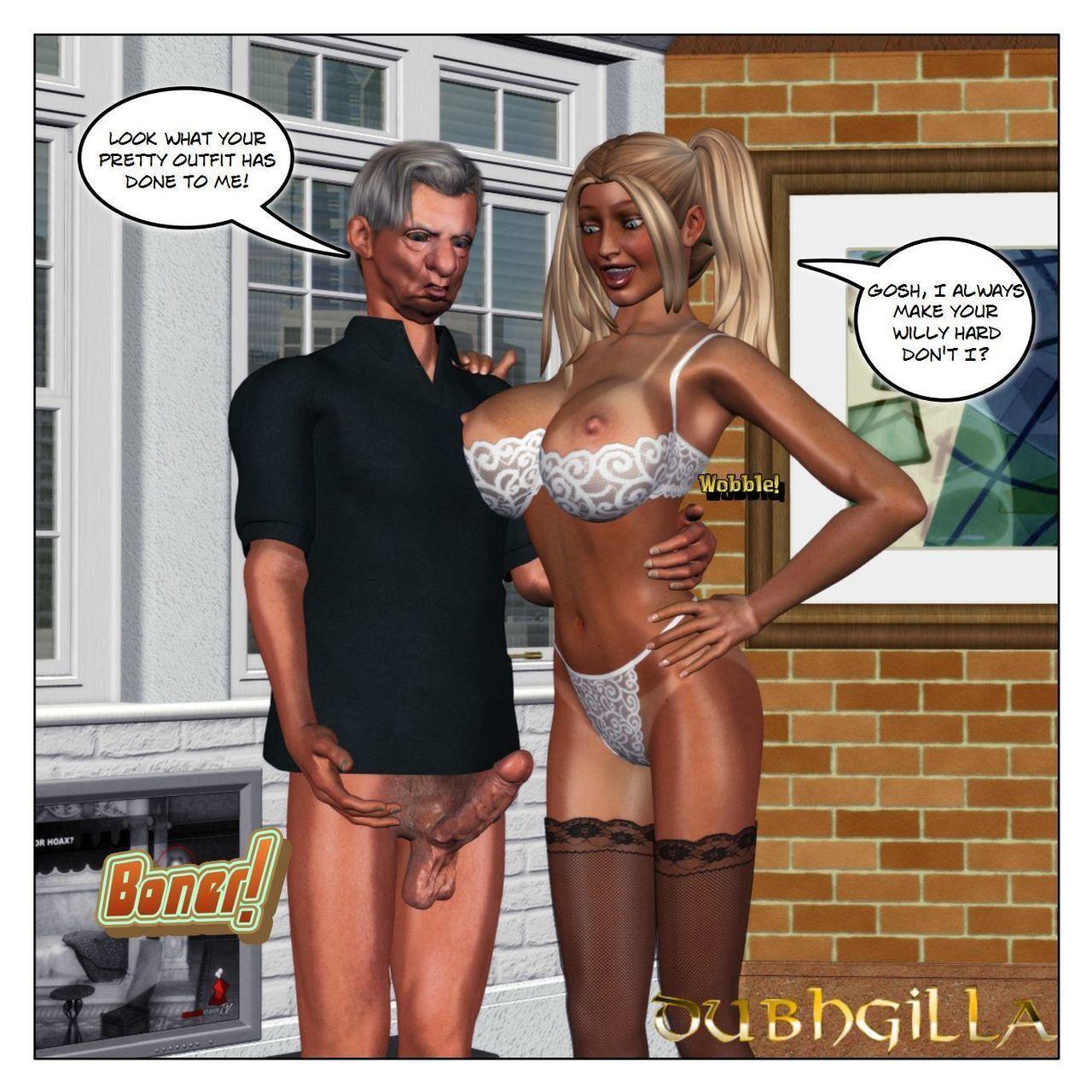 [Dubhgilla] Bert - The Ugly Old Fart