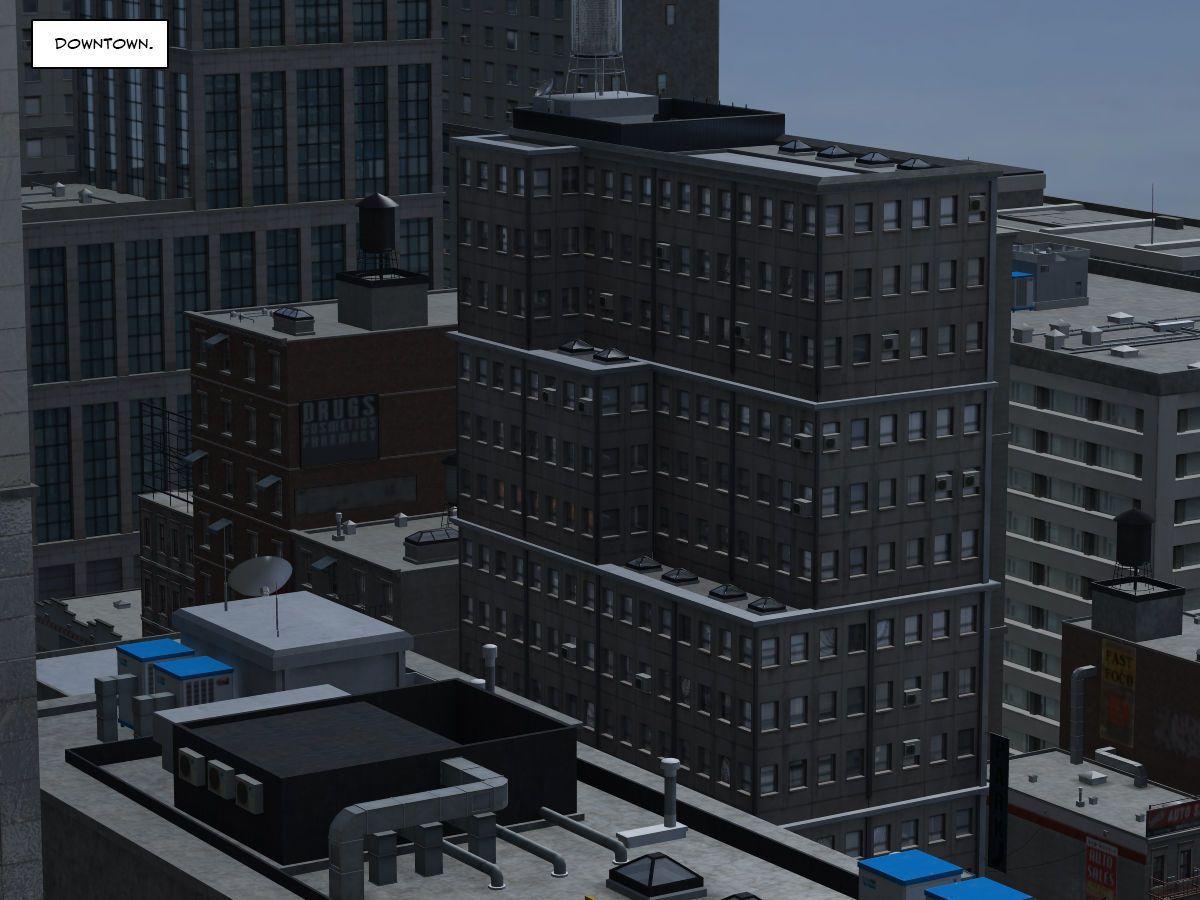 [MCtek] Grime City Stories: Reformat 18 - 25 - part 2