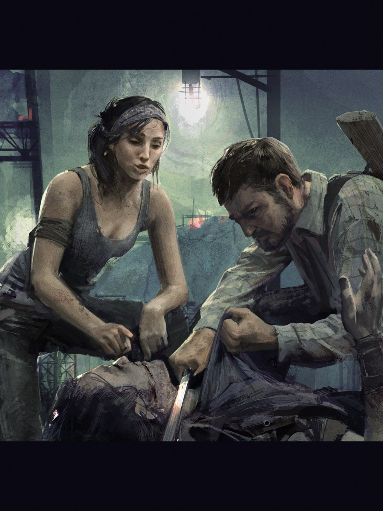 The Art of The Last of Us (2013) (Digital)