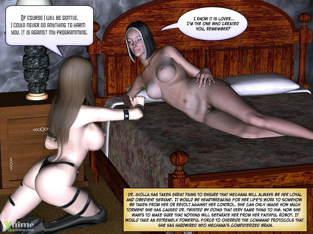 Hostile Takeover 01-04