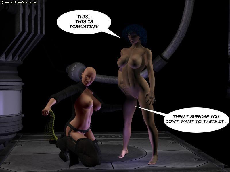[Svarog] Sheena : Back to Space & Trial - part 4