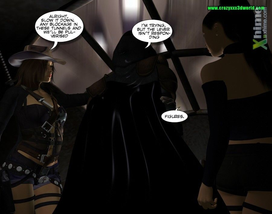 West Sorcerer and Wizards 3 - part 3