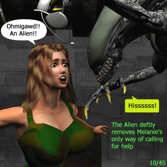 [Groade] Aliens - The New Breed (Aliens)