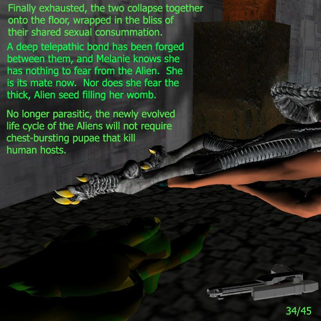 [Groade] Aliens - The New Breed (Aliens) - part 2
