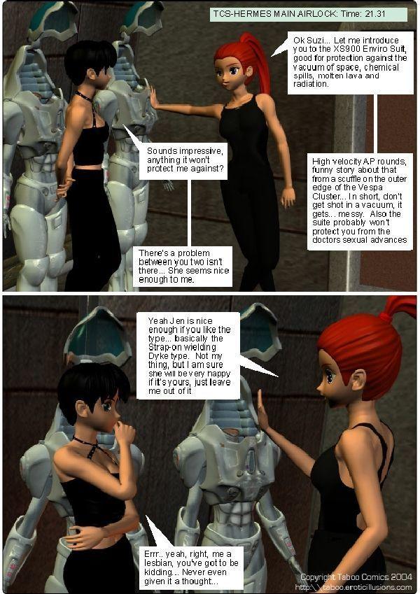 [Taboo Comics (Gonzo)] Darkside Ch. 1-7 - part 2