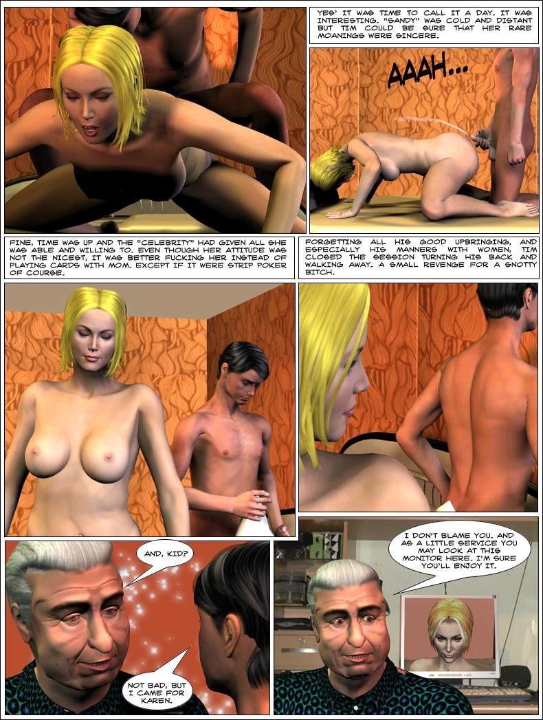 Dragon6 - Mrs Trumpet\'s Underworld - part 5
