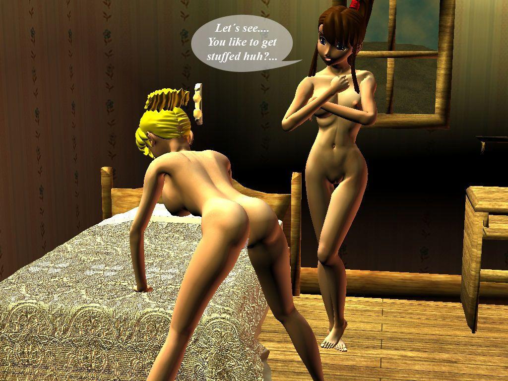 Uneven Sisters - part 4