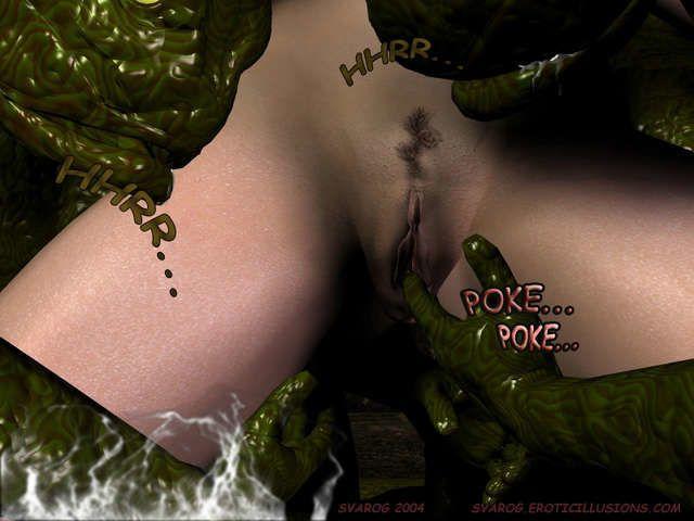Swamp - part 4