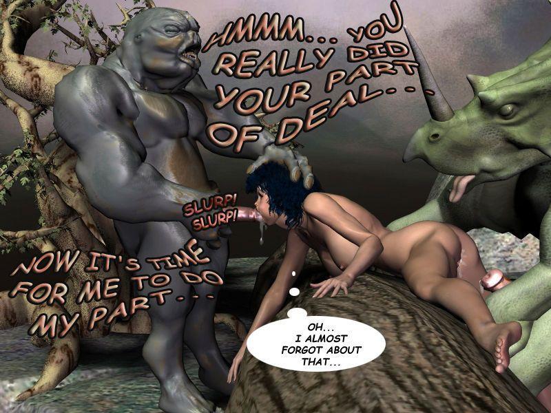 Minotaur - part 6