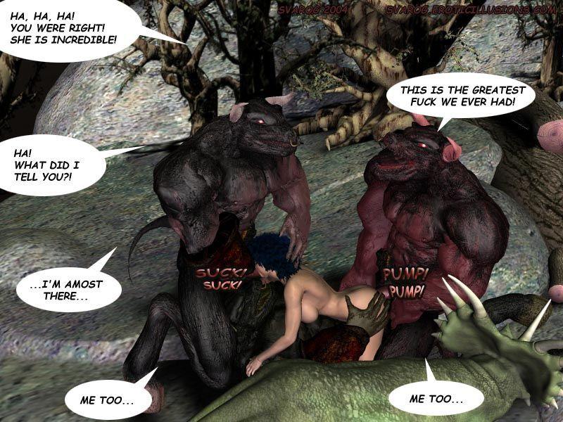 Minotaur - part 8