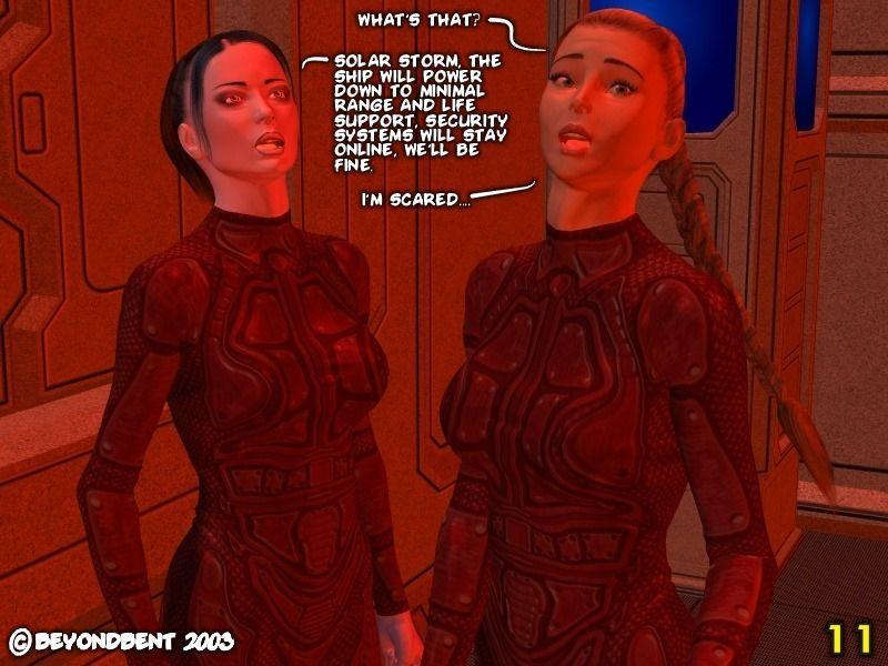 [Beyondbent] Galaxy of Terror #2