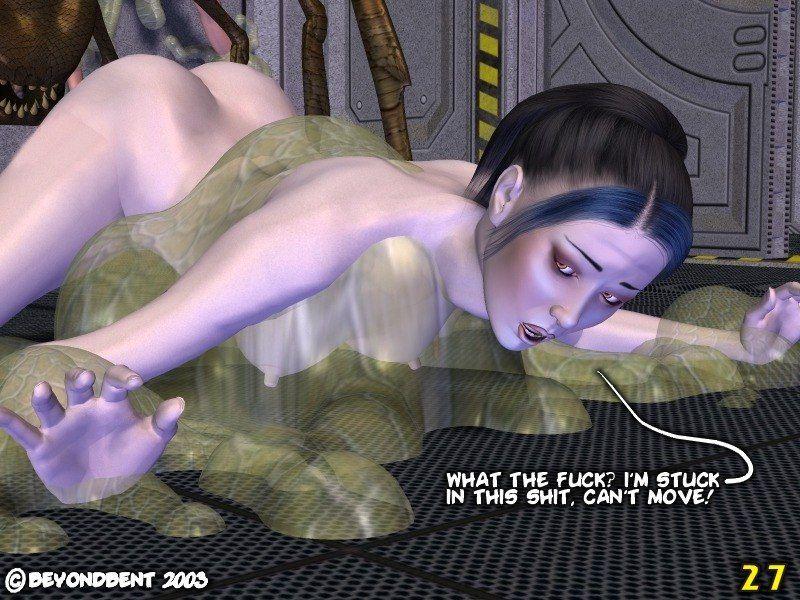[Beyondbent] Galaxy of Terror #2 - part 2