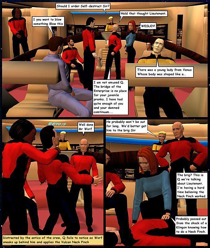 Sexx Trek 3d [english] - part 2
