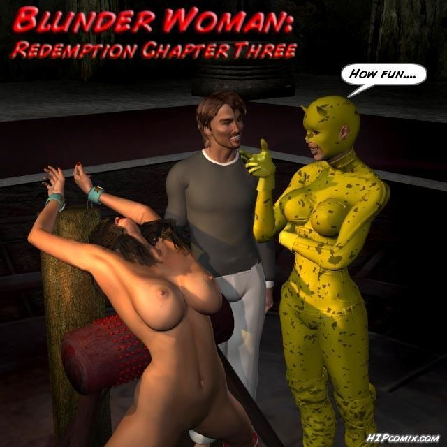 Blunder Woman [English] - part 4