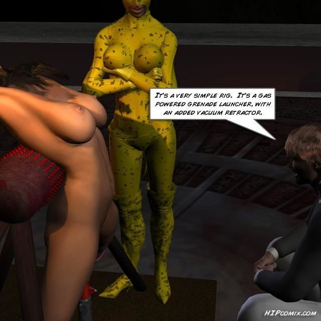 Blunder Woman [English] - part 4