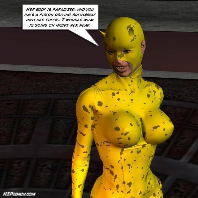 Blunder Woman [English] - part 5