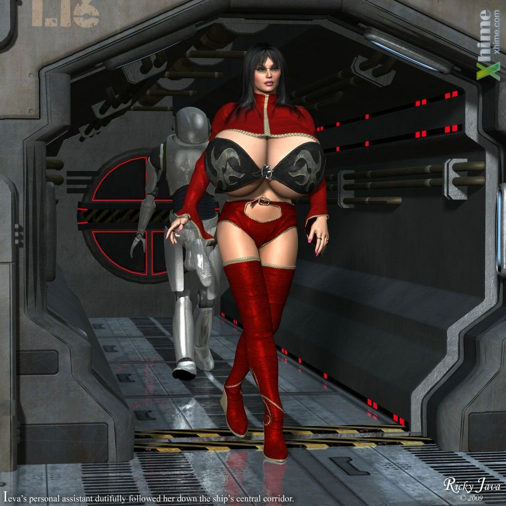 Ricky Java Comics [3D] - part 2