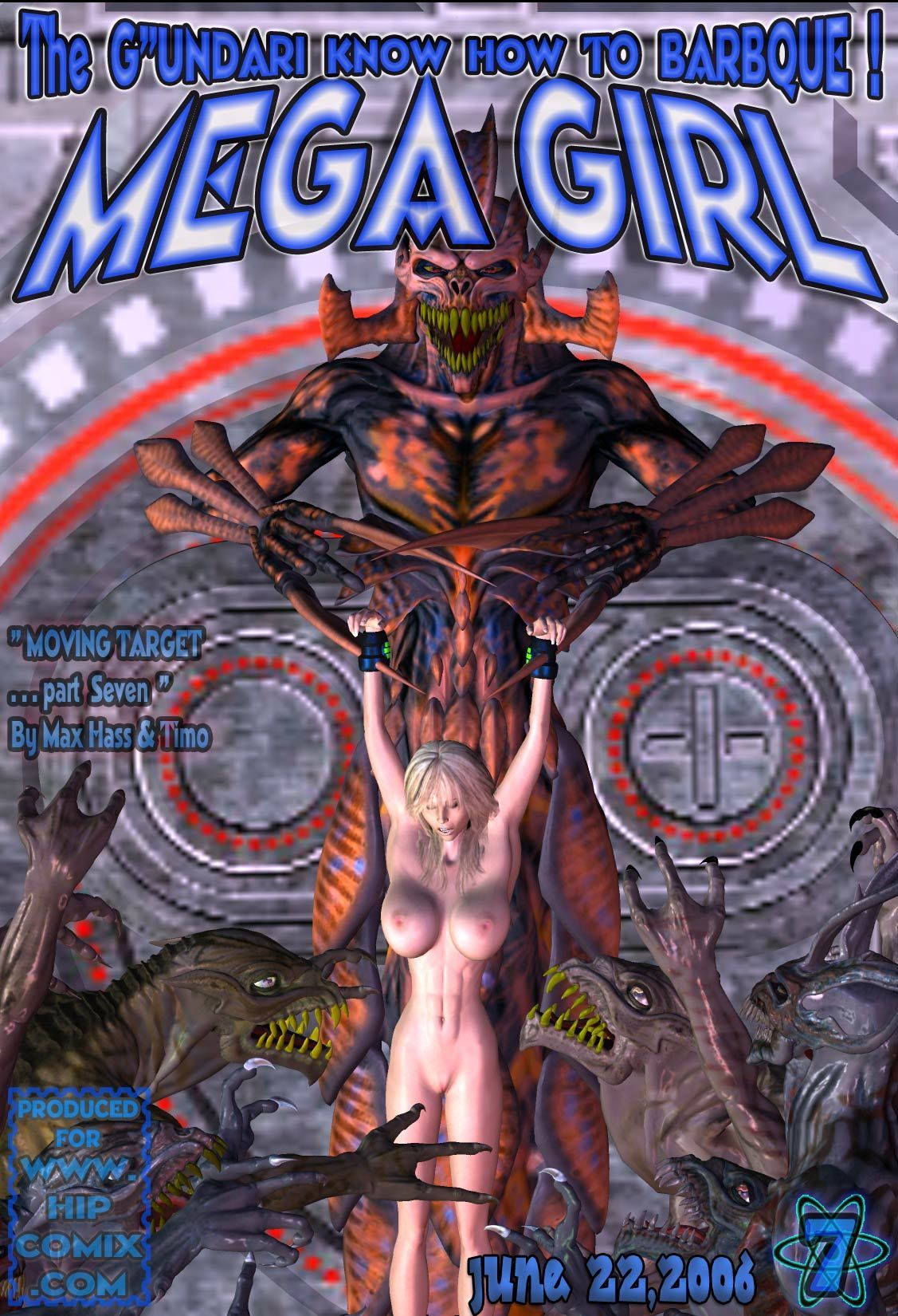 Mega Girl 7/10 [English]