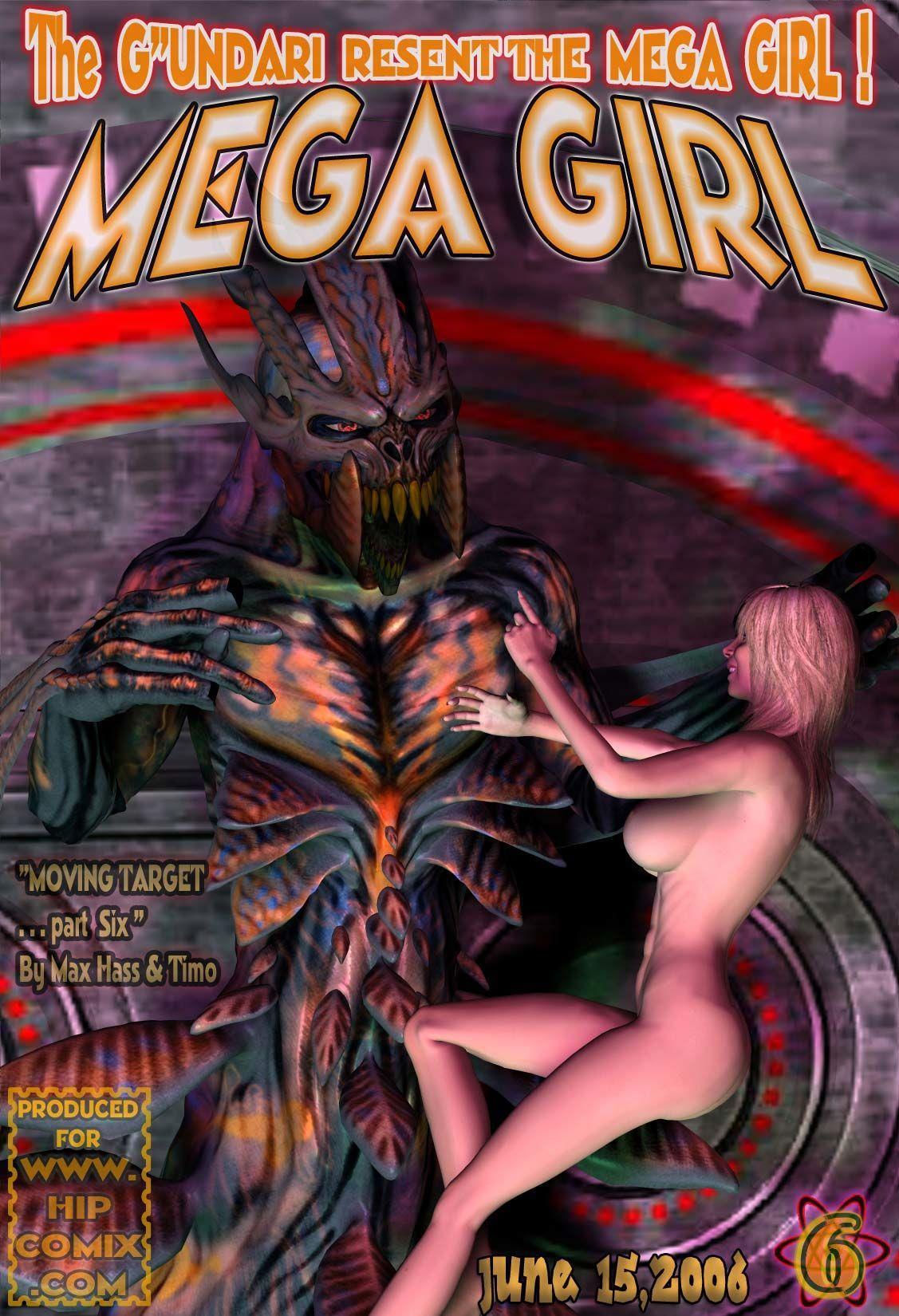 Mega Girl 6/10 [English]