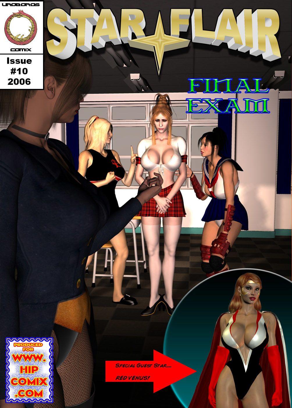 Star Flair 10