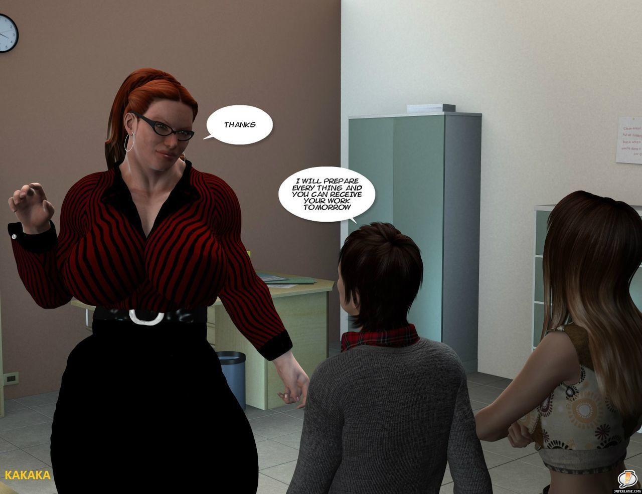 [kakaka] The story of Vera Vincent.