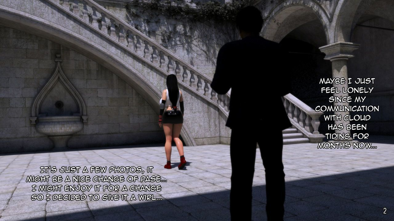 [FINAL FUCK 7] Tifa Run desu (Final Fantasy VII) [English]