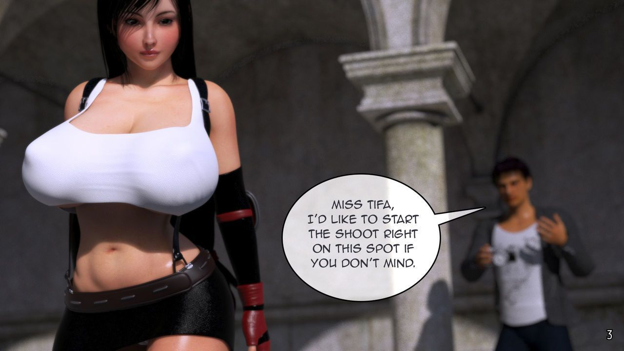 [FINAL FUCK 7] Tifa Run desu (Final Fantasy VII) [English]