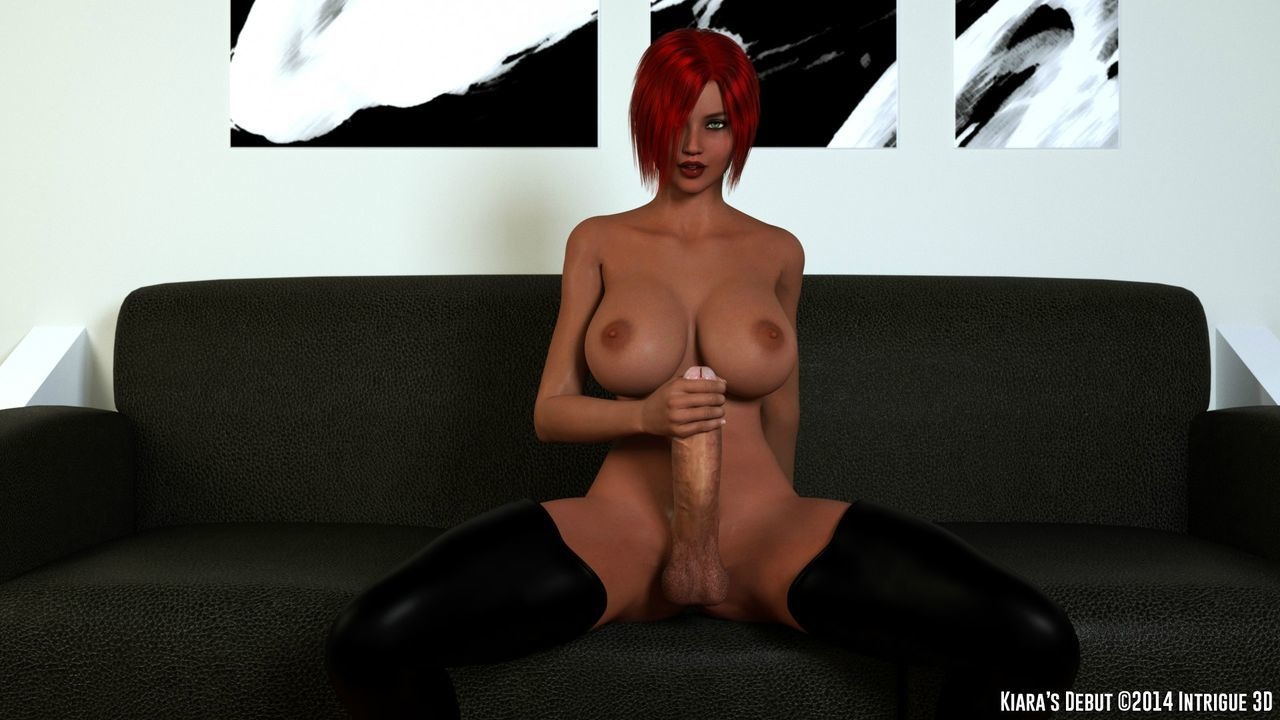 Kiara\'s Debut By Supro (complete) English - part 3