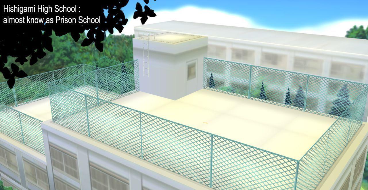 (3DCG) PRISON SCHOOL : The New Chairman (hentai parody)
