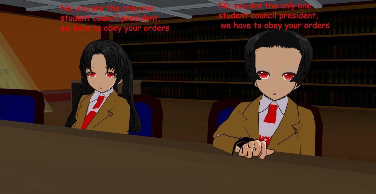 (3DCG) PRISON SCHOOL : The New Chairman (hentai parody) - part 2