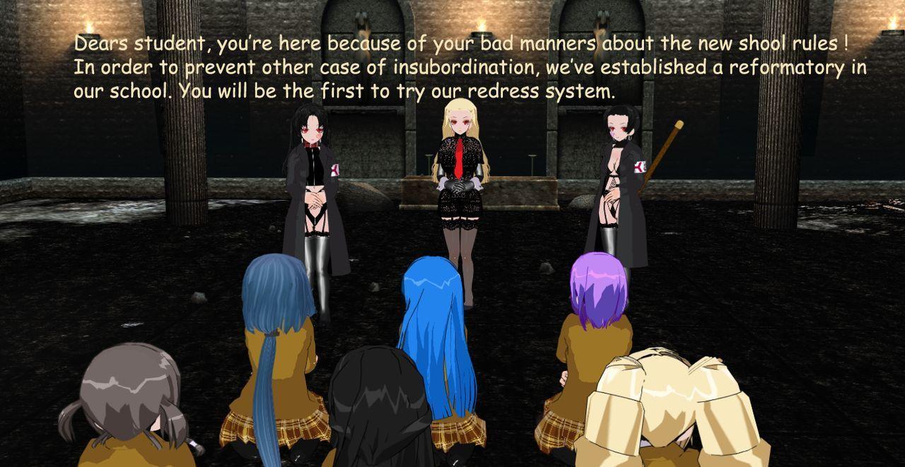 (3DCG) PRISON SCHOOL : The New Chairman (hentai parody) - part 6