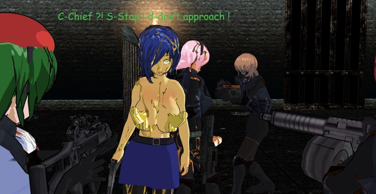 (3DCG) PRISON SCHOOL : The New Chairman (hentai parody) - part 9