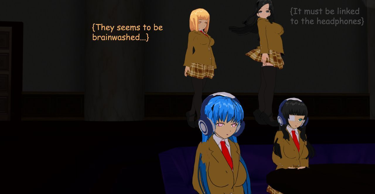 (3DCG) PRISON SCHOOL : The New Chairman (hentai parody) - part 10