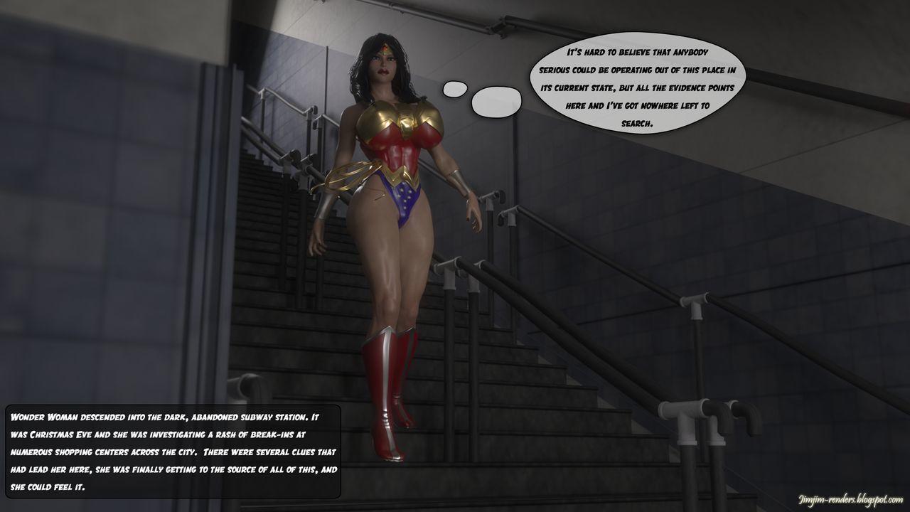 [Jimjim] Wonder Woman v Gremlins: Part 1